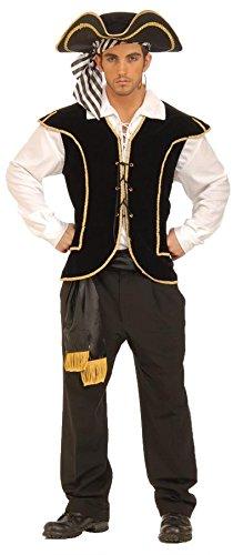 Costumes Renaissance Northern (Pirate Vest - Male)