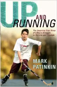 Up and Running: The Inspiring True Story of a Boy's Struggle to Survive and - Treasure At Stores Mall Coast