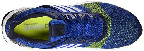 adidas Ultra Boost St M, Zapatillas de Running para Hombre Azul