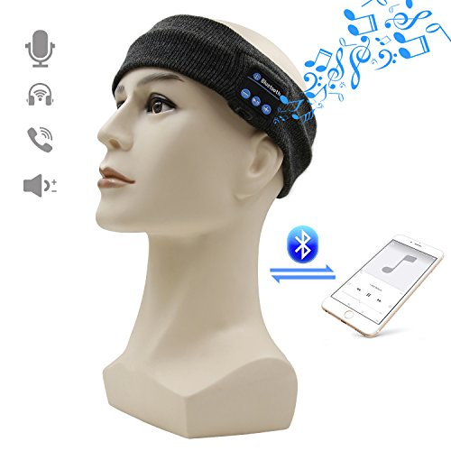 Bluetooth Headband 007plusYoga Wireless Headphones