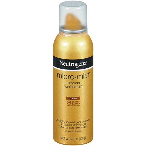 Neutrogena MicroMist Airbrush Sunless Tanning