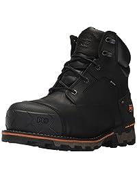 """Timberland PRO Men's Boondock 6"""" Composite Toe Waterproof Industrial"""