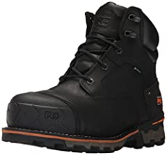 Designed for optimal performance and comfort on the job, these rugged work boots offer the best in Timberland PRO craftsmanship and classic styling. We mix field-tested designs with work-ready materials to build rugged boots guaranteed to get...