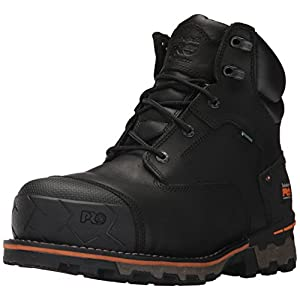"Timberland PRO Men's Boondock 6"" Composite Toe Waterproof Industrial & Construction Shoe"