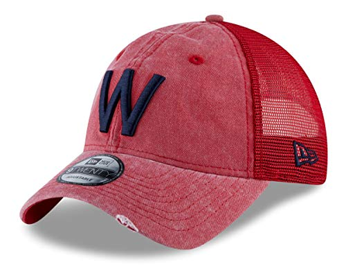 New Era Washington Senators 9Twenty Cooperstown Tonal Washed 2
