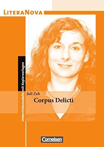 LiteraNova: Corpus Delicti