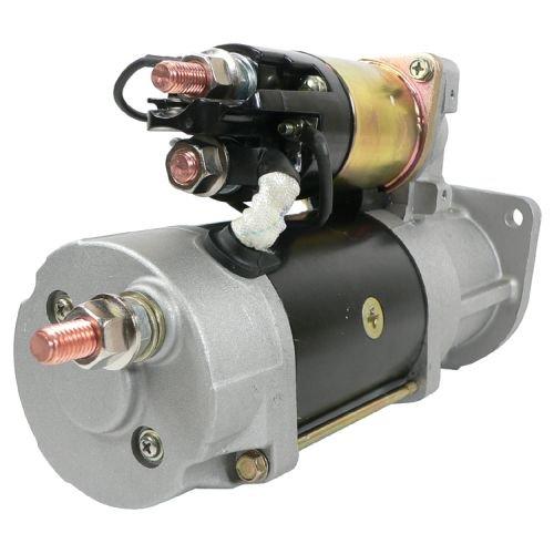 DB Electrical SDR0361 New Starter For Cummins Delco 12V 10 Teeth 3965281 19026031 8200023 8200077 8C4O-11000-BA 8C4Z-11002-BA 410-12280 6809 SA-971 2-3060-DR 8200235 8300024 ST9354-01