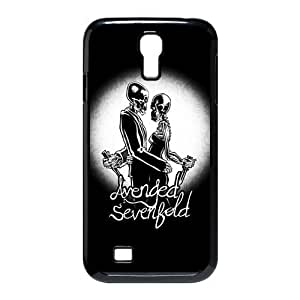 Fashion Hardshell Snap-on Back Cover Case for Samsung Galaxy S4 i9500 - A7X Avenged Sevenfold