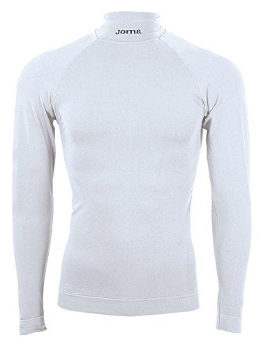Joma Kinder Wärme T-Shirt, weiß Blanco, 12-14, 3477.55.100S
