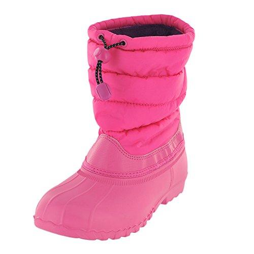 Jimmy Puffy Junior Hollywood Pink/Hollywood Pink Unisex Rain