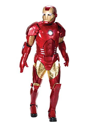 Rubie's Marvel Men's Universe Supreme Edition Iron Man