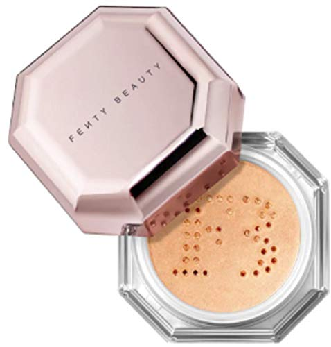 - Fenty Beauty Fairy Bomb Shimmer Powder - 24Kray Glimmering Gold