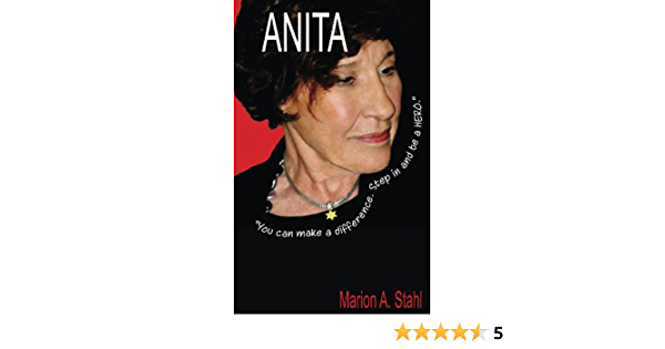 Anita: Step in and Be a Hero (English Edition)