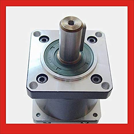 Nema 23 Geared Stepper Motor 10:1 High Precision Planetary Gearbox 2.8A 4 Wires