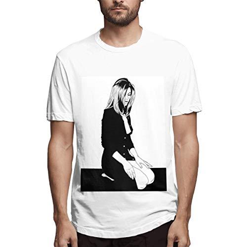 BOBOEN Men Jennifer Aniston Spirit Trend T Shirt ()