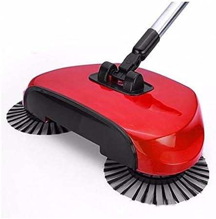 Escoba giratoria eléctrica sin hilos Aspiradora Aspirador de mano giratorio Manual Spin Broom: Amazon.es: Hogar
