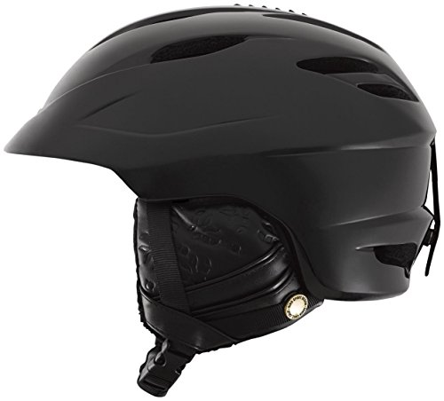 UPC 768686649912, Giro Sheer Snow Helmet - Women's Black Laurel Medium