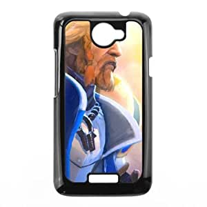 HTC One X Cell Phone Case Black Defense Of The Ancients Dota 2 OMNIKNIGHT 003 LWY3509154KSL