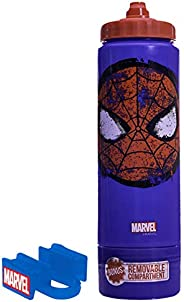 New Age Performance Avengers 6DS Mouthpiece Bundle – 25oz Squeeze Bottle + 6DS Mouthpiece with Case