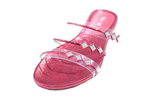 Wear & Walk UK , Damen Sandalen 42 Rot