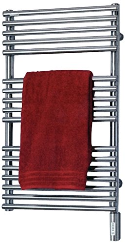 Runtal NTR-3320-9007 Neptune Hydronic Towel Radiator 33-in H x 20-in W Steel