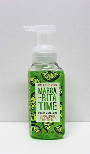 - Bath and Body Works - Island Margarita Gentle Foaming Hand Soap 8.75 (MARGA-RITA TIME)