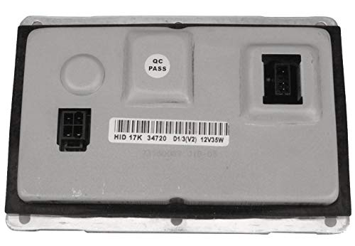 Bapmic 3D0907391B Xenon HID Ballast Headlight Control Unit for Cadillac Audi Chrysler Volkswagen Volvo Jaguar by Bapmic