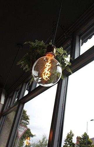 5/ W E27/ 240/ V PureLume Ampoule Edison LED Super ampoule globe et les R/é tro Nostalgie Ampoule