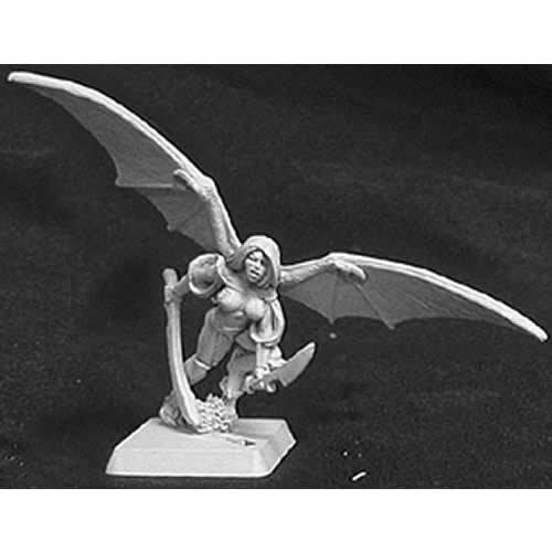 Syphrilia Necropolis Hero Miniature 25mm Heroic Scale Warlord Reaper Miniatures