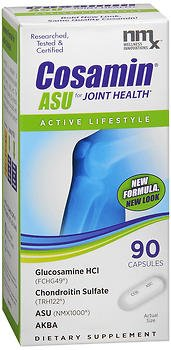 Cosamin Nutramax Cosamin Asu Joint Health Capsules - 90 Ct, Pack Of 2