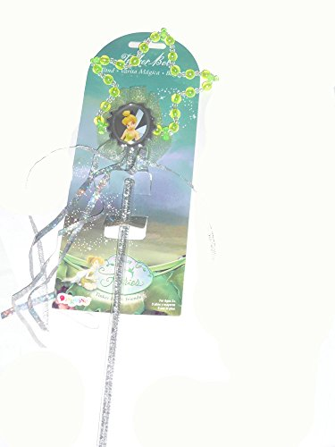 [DIS18233 Tinkerbelle Deluxe Child Wand] (Child Deluxe Peter Pan Costumes)