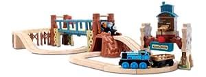 Thomas And Friends Wooden Railway - Misty IslAnd Adventure Set