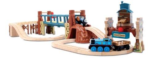 Thomas Wooden Railway Set LC99599: Misty Island Adventure