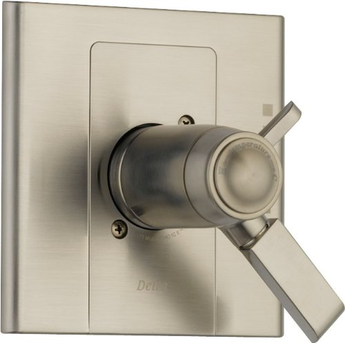 Arzo Volume Control - Delta T17T086-SS Arzo Tempassure 17T Series Valve Trim Only, Stainless