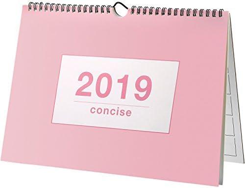 Nuevo 2018 - diciembre de 2018, Calendario de pared Agenda ...