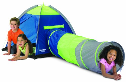 Discovery Kids Adventure Play - Tent Tunnel Play