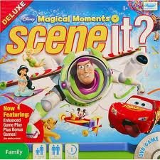 Disney Scene It? The DVD Game by SCREEN LIFE