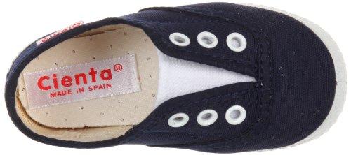 CIENTA Sneakers Niños Textil (22 EU, Azul)