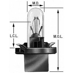 Wagner Lighting PC74 Miniature Bulb - Box of 10