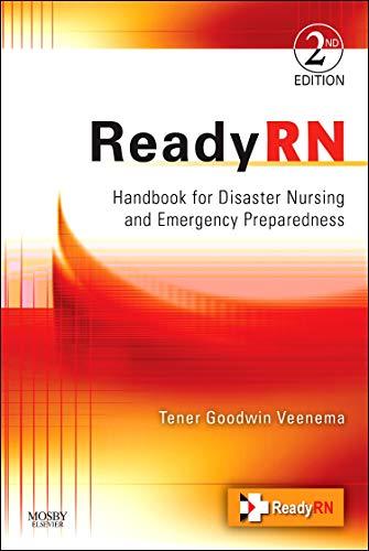 ReadyRN: Handbook for Disaster Nursing and Emergency Preparedness ()