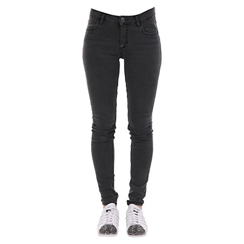 Coton Jeans 1041508600259 Femme Noir 2nd One qwRI6UBnT