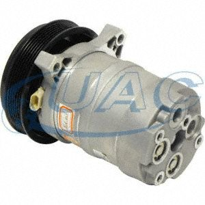 Universal Air Condition CO20210DC New Compressor and Clutch Cutlass Ciera Air Conditioning Compressor