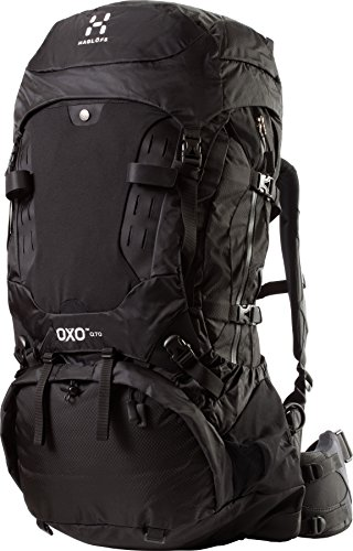 Haglöfs Oxo 60 Backpack True Black Größe S-M 2018 Rucksack