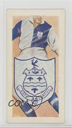 (Blackburn Rovers Ungraded COMC Good to VG-EX (Trading Card) 1957 Kane Football Clubs & Colours - [Base] #25)