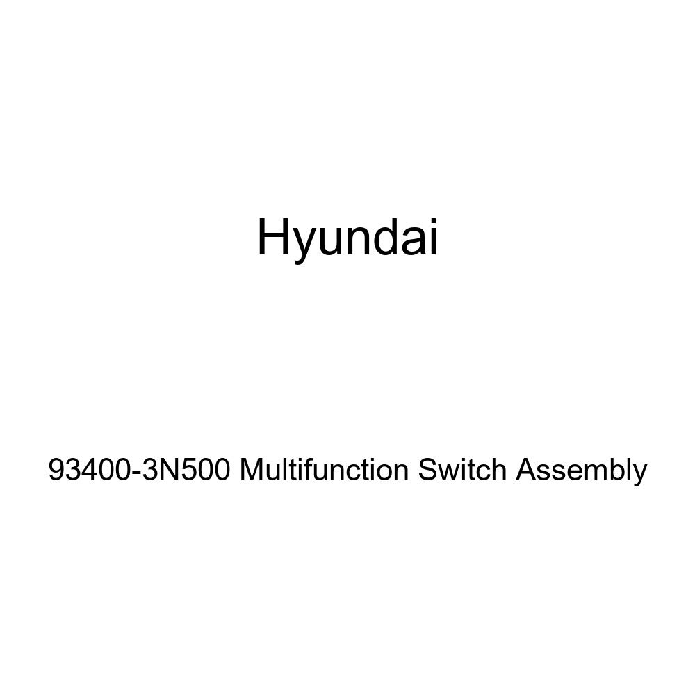 Genuine Hyundai 93400-3N500 Multifunction Switch Assembly
