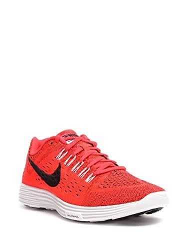 Nike Mens Lunartempo Running Shoe Bright Crimson / Black / White