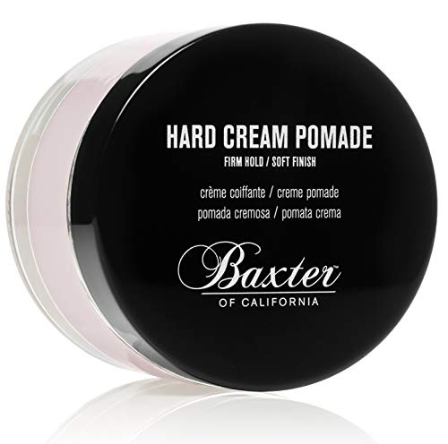 Baxter Of California Hard Cream Pomade 2 Oz Pomade, 2 Oz