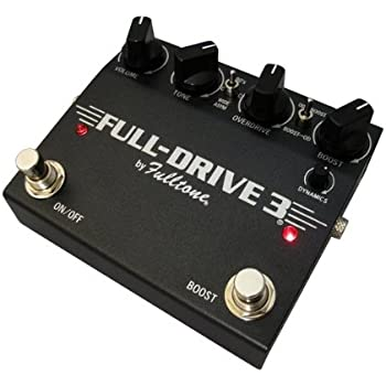 Fulltone Fulldrive 3 Overdrive / Boost Pedal
