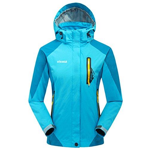 ON THE SANDS Women's Winter 2in1 Waterproof Hiking Outdoo...