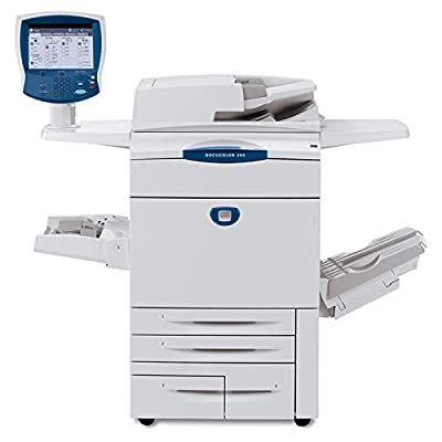 Refurbished Xerox DocuColor 242 Digital Color Printer/Copier - up to 40/55 ppm, Copy, Print, Color Scan, 2400 x 2400 dpi, 200K Duty Cycle